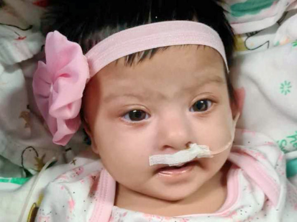 Support Sadaf Aftab Ghanewala Recover From Av Canal Defect