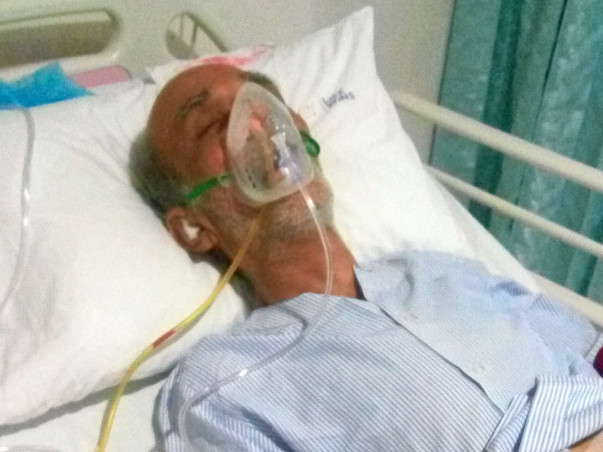 Help Hemant Oza Recover From A Critical Intestine Disease