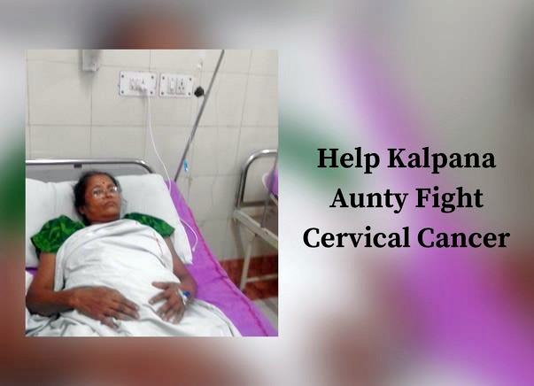 Save Kalpana Aunty From Cervical Cancer