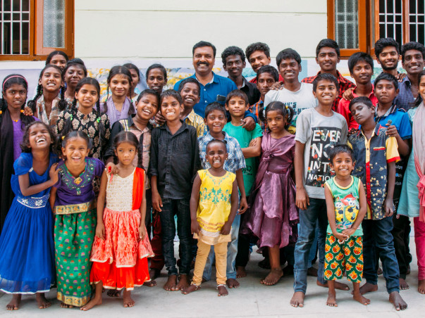 This Man Has Given 47 Disowned HIV Kids A Chance To Have A Family