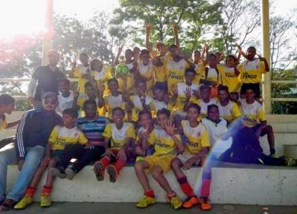 Help Ahilyadevi mavericks play soccer