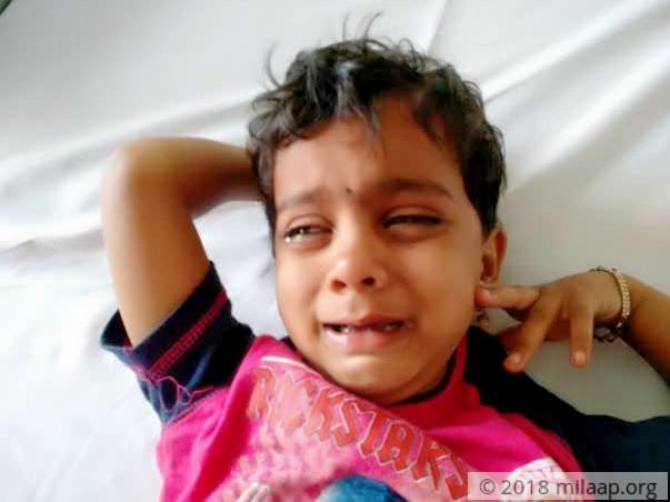 School Teacher's Daughter With 2 Massive Holes In Her Heart Needs Help