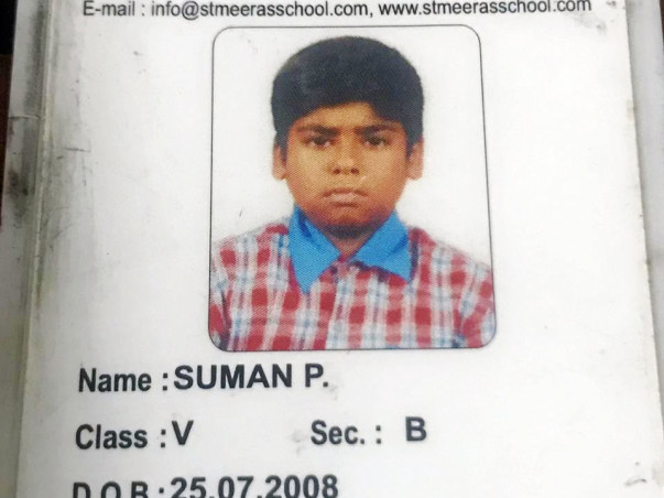 Help Sanjay and Suman Study 4th And 6th Standard.