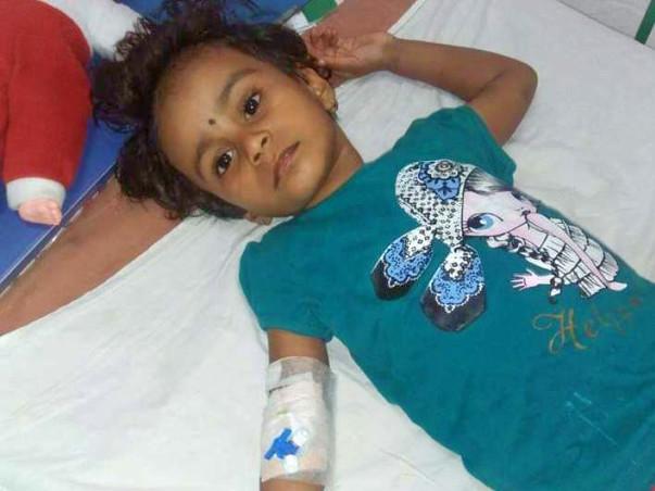 Help Swara Fight Aplastic Anemia