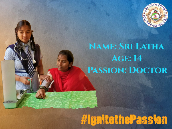 Help Sai Seva Trust Ignite the Passion of Underprivileged Kids
