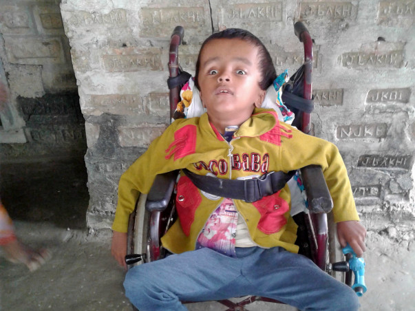My Physically Handicapped Child Needs Medical Help