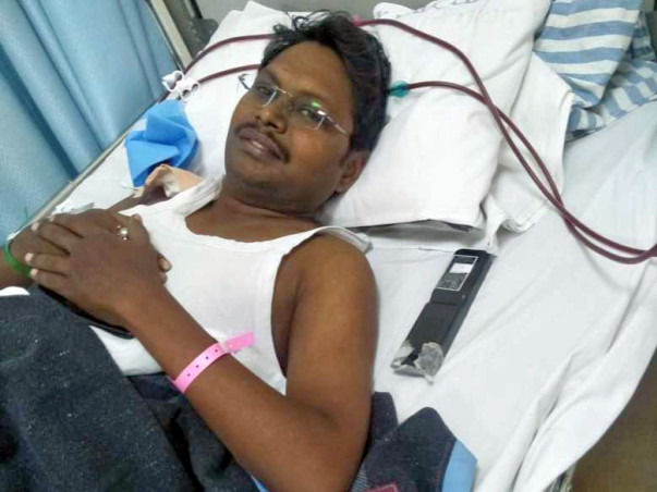 Help Suhas for his Kidney Transplant