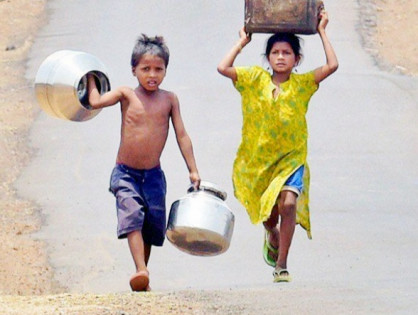 Help The People Of Backward Areas To Rise From Extreme