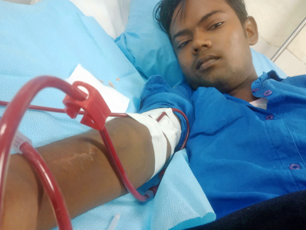 Please help me undergo KIDNEY TRANSPLANT