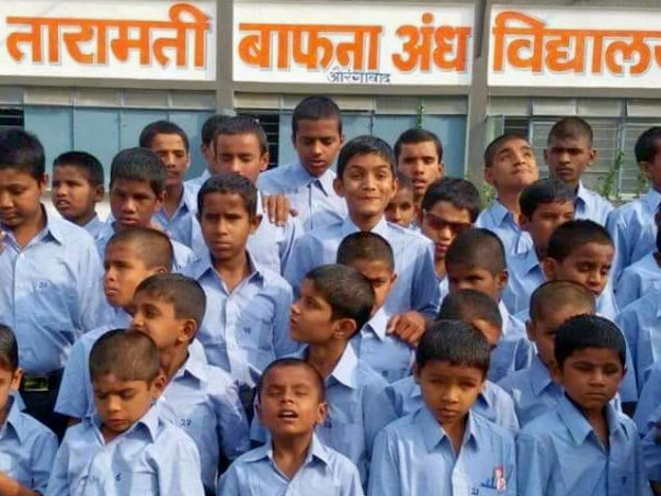 Need a Help For Blind Children