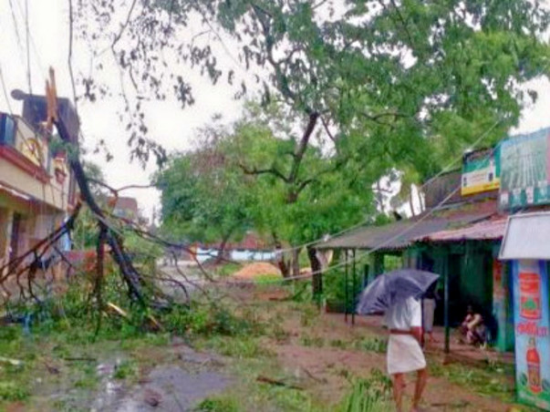 Save Delta - Gaja cyclone relief campaign