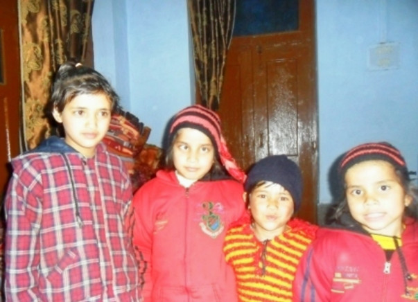 Friends of Himalaya and DHAD are fundraising to bring smiles to the children in Kedarnath