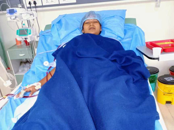 Help My Friend's Wife Pooja Chidiri To Pay Medical Bills
