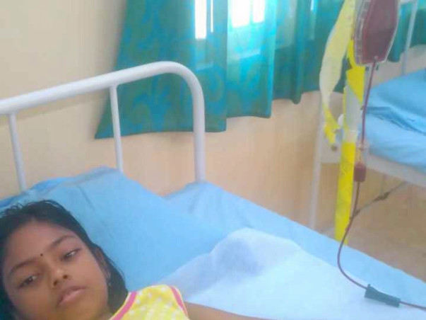 Help Deepali Fight Thallasaemia (a blood disorder)