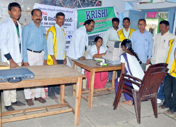 Support SEE2READ: Eye-Screening and Spectacles for RURAL POOR Children