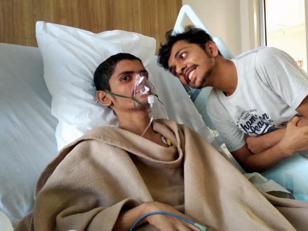 Help Om Rambhiya Undergo Lung Transplant
