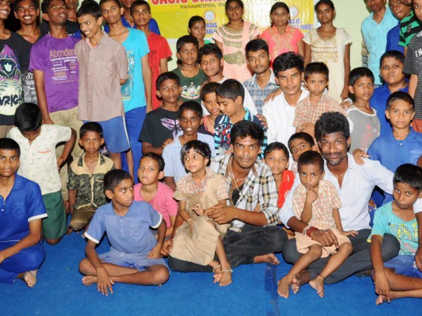 Help us provide stationery for Poor Kids