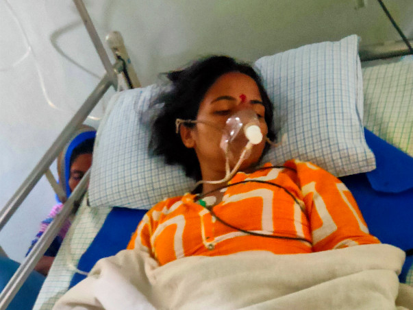 Help Laxmi Survive From The Fatal Accident.