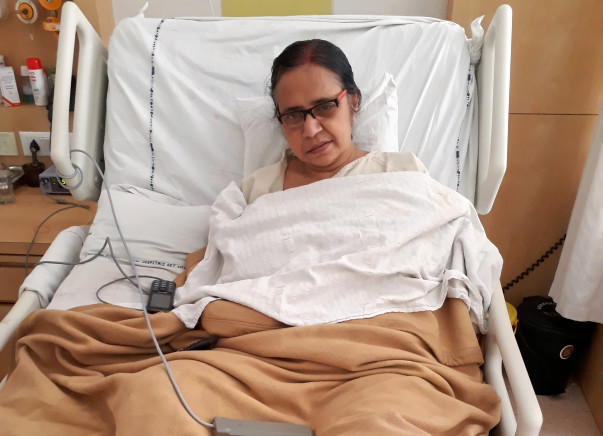 Help My Mother to recover from cerebral stroke