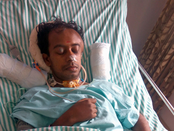 Help In Saving Nagaraj From Traumatic Brain Injury