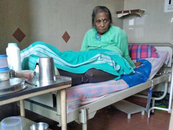Help shashirekha fight gangrene
