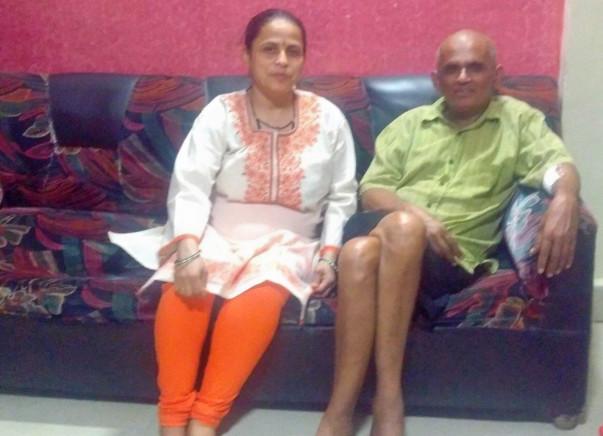Help Aditya's Father For A Bone Marrow Transplant