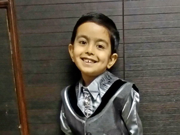 4-year old Bharath needs your help to survive Aplastic Anemia