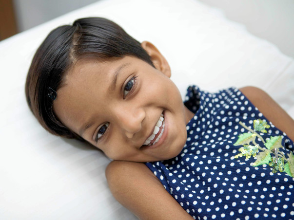 7-year-old Himanshi is suffering from a severe liver disease