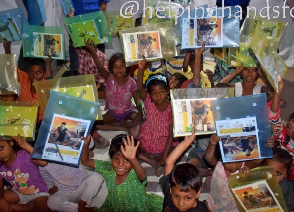 For Free Education to More Than 30 Poor and Needy Children. #helpless
