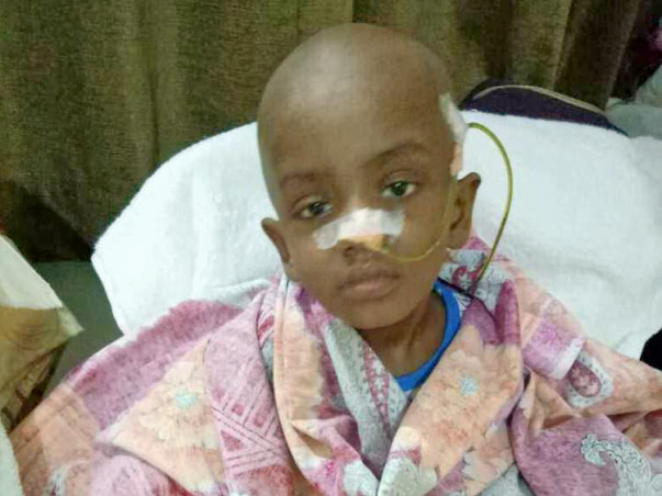 Help This Single Mother Save Her Son Despite All Odds