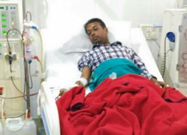 Please Help Nitul for Kidney Transplantation