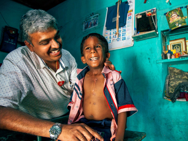 Help This Doctor Couple Save Rural Children Suffering Heart Disease