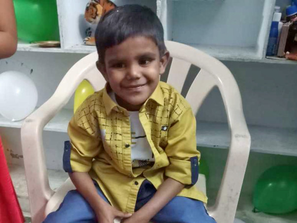 Help 9 Year Old,M.Harthik Fight Against Acute Myeloid Leukemia.
