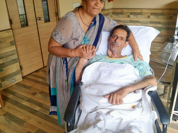 Help My Father For Treatment Of Necrotizing Pancreatitis