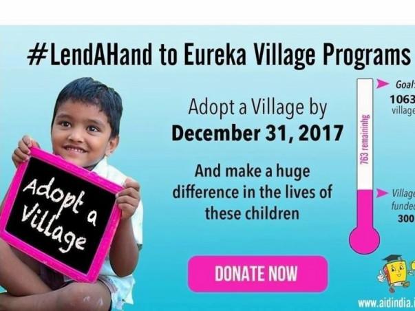 Lend A Hand to Educate Children in Rural Tamilnadu