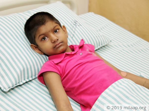 A Rare Blood Disorder Will Kill This 6-year-old Without A Surgery