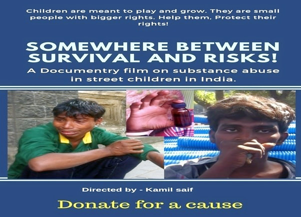 Help Kamil Raise Awareness Against Substance Abuse