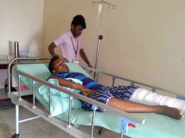 Help Manikandan From Cancer