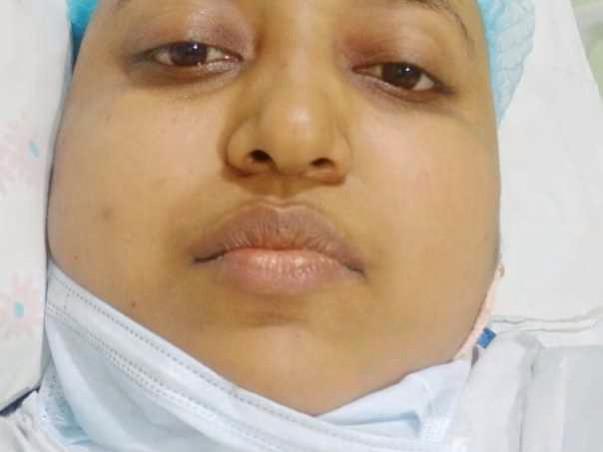 Save a  life Anuradha Jana needs your help to undergo her treatment