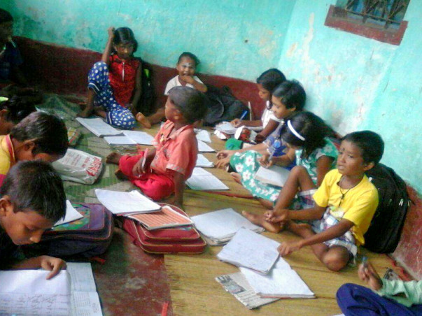 Help children of Bhabanipur, Purulia to achieve their dreams
