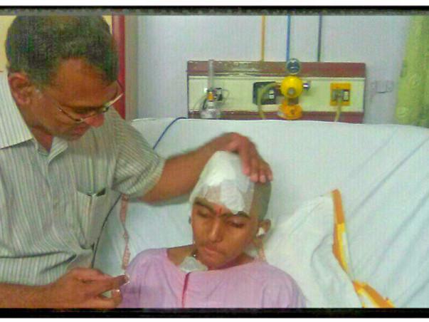Help Divyansh Rathi For His Brain Surgery