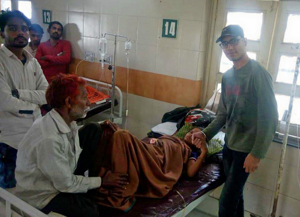A 16 Years Old Girl Fighting With Her Life and She Requests for Help