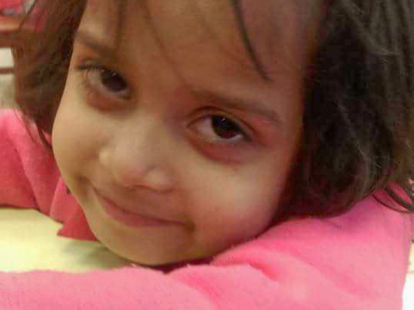 Help 6-Year-Old Pari Undergo A Bone Marrow Transplant