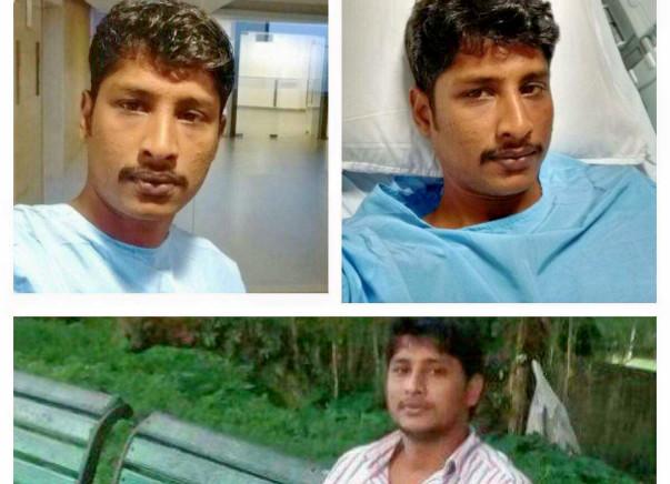 Help Nijin undergo a liver transplant