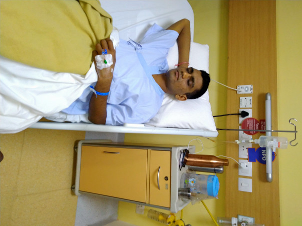 Help Me Undergo Liver Transplant