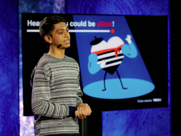 Help Akash Manoj To Develop A Device To Detect Silent Heart Attacks