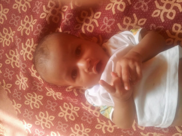 I am fundraising to save my 5 months old kid Venudev - Bone Marrow Transplantation treatment