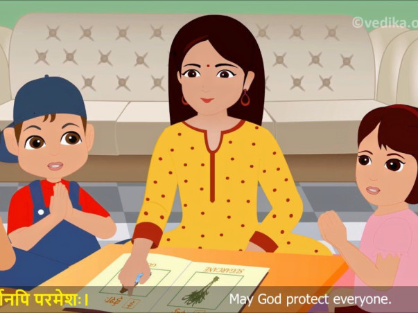 Help Pradnya Produce India's First Series of  Animated Sanskrit Rhymes
