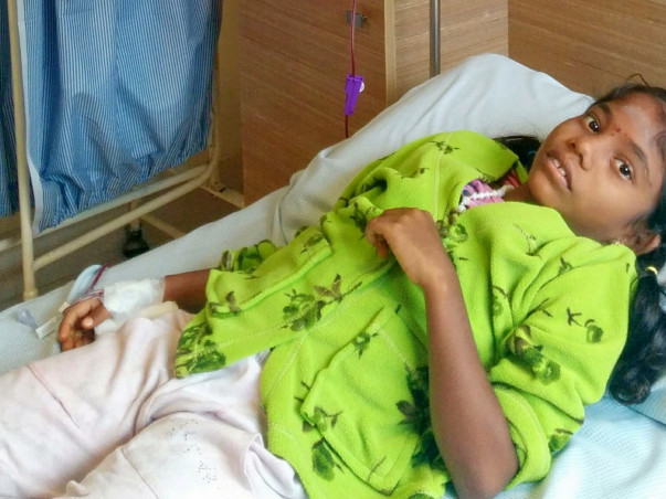 Save Akshita, She needs Bone Marrow Transplantation