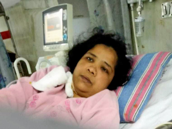 Support Minakshi Recover From Chornic Kidney  And Hypertension